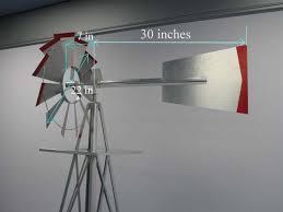 8 foot garden windmill dimensions yard garden windmills