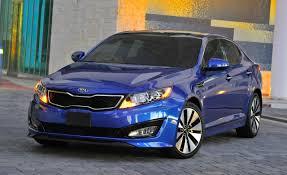 2011 kia optima sx turbo test u2013 review u2013 car and driver