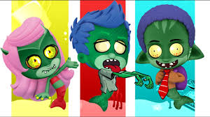 pj masks zombie bubble guppies coloring pages for kids zombie