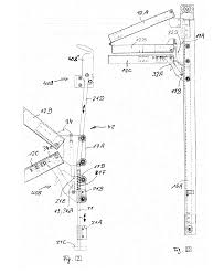patent us20130292067 folding shutter arrangement having a