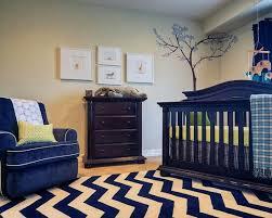 Car Nursery Decor Baby Nursery Decor Yellow Stripes Floor Tree Wall Decals Hanging