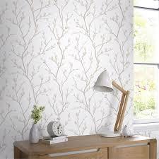 easy wallpaper superfresco easy innocence karma natural wallpaper at homebase co uk