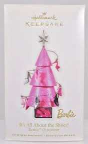 amazon com it u0027s all about shoes barbie shoe tree 2010 hallmark
