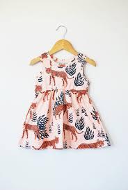 sparrow organic cotton muslin dress set a bohemian