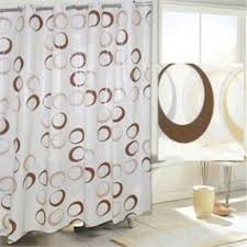 Hotel Shower Curtain With Snap In Liner Hookless Fabric Shower Curtain Foter