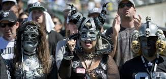 Raiders Halloween Costume Oakland Raiders Fans San