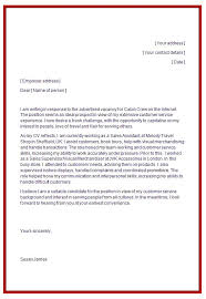 perfect sample cover letter for cabin crew 64 in cover letters for