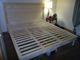Farmhouse Bed Plans Bed Frames Ana White Farmhouse Bed Twin How To Build A Queen