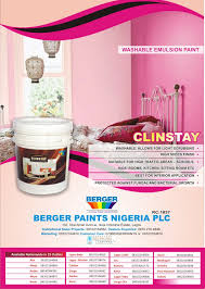 berger paints nigeria plc google