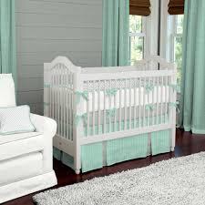 Mint Green Crib Bedding Bedding Cribs Dazzling Green Crib Bedding Green Crib Set Lime
