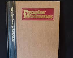 Woodworking Magazine Hardbound Edition Volume 1 by Encyclopedia Volumes Etsy
