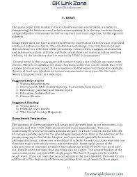 Civil services essay paper      crafts Essay Syllabus   Civil Service Exam UPSC Mains Paper