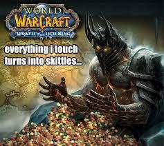 Bolvar Fordragon Meme - bolvar fordragon nr loading screen world of warcraft forums