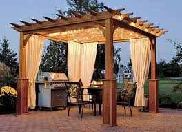 Pre Made Pergola by Everything You Need To Know About Pergola Kits