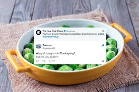 everyone hates this thanksgiving brussels sprouts recipe and it s