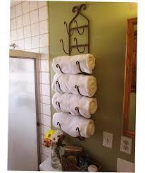 towel storage ideas for small bathroom bathroom towel storage ideas creative 2016 ellecrafts
