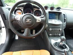 2017 nissan 370z interior review nissan 370z touring the truth about cars