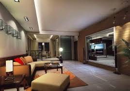 L Shape False Ceiling Design
