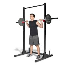 Bench Squat Deadlift Workout Amazon Com Cap Barbell Power Rack Exercise Stand Deluxe Utility