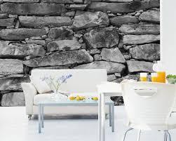 wohnzimmer steintapete steintapete bilder ideen couchstyle
