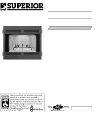 superior indoor fireplace br 36 2 user guide manualsonline com
