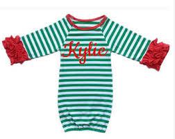 newborn pajamas etsy