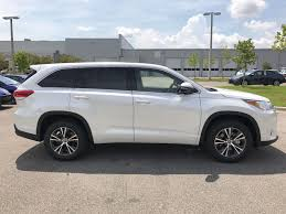 toyota highlander new 2017 toyota highlander le sport utility in tallahassee
