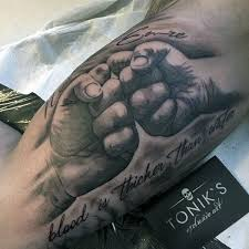 collection of 25 unique memorial on arm for