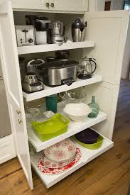 Kitchen Cabinets With Pull Out Shelves Kitchen Under Cabinet Sliding Shelves Roll Out Pantry Cabinet