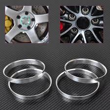 car rings images Buy citall 4pcs new aluminum hub rings 72 6mm jpg