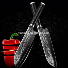 new damascus steel blade damascus knife 6 5 inch chef knife 67