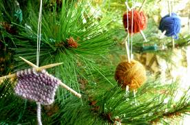 handmade ornaments wandering wool