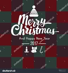 merry christmas modern vector modern trendy retro hand drawn stock vector 536311078