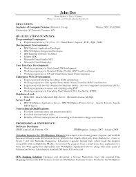 software developer resumes sle cover letter for software engineer stibera resumes