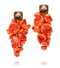 Tory Burch Beaded Chandelier Earring 680 Best Uška Images On Pinterest Jewel Ears And Jewelery