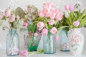 shabby chic flowers shabby chic flower prints dreamy tulips roses