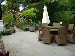 patio with metal furniture and pergola outdoor patio designs for