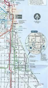 cta line map cta maps