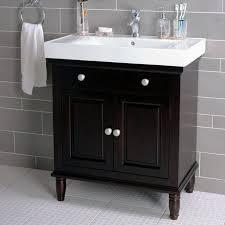 Bathroom Vanity Standard Depth Bathroom Vanity Types Designtilestone Com
