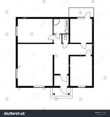 apartment blueprint home design