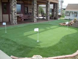 Fake Grass For Backyard by Putting Green Turf Artificial Grass For Golf Progreen