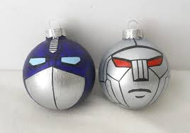 nerdy ornaments for