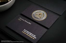 black and gold business cards black business cards ideas