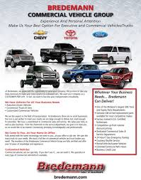 toyota lexus truck bredemann family of dealerships new lexus ford chevrolet