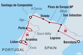 Marrakech Map World by Spain Tours U0026 Travel Intrepid Travel Nz