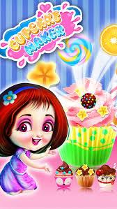 jeux de cuisine de cupcake jeux de cuisine gâteau cupcake jeux pour enfants par gamedictive