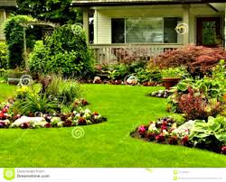 Home And Yard Design by Beautiful Small Front Yard Landscaping The Landscape Design Ideas