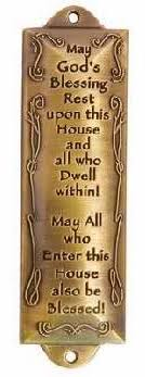 bible study software and bibles mezuzah bless this house 4 5