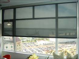interiors design marvelous roller shades blackout cloth home