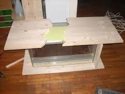 design selber machen design terrarium tisch selber machen expli anleitung zum